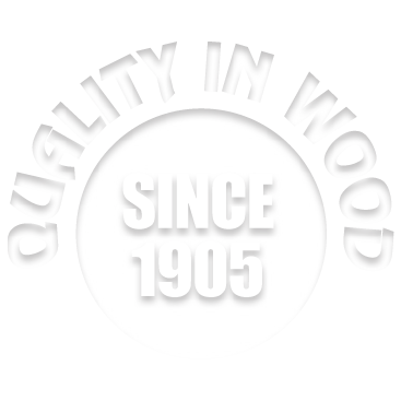 Quality in Wood stamp